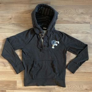 Abercrombie & Fitch muscle hoodie